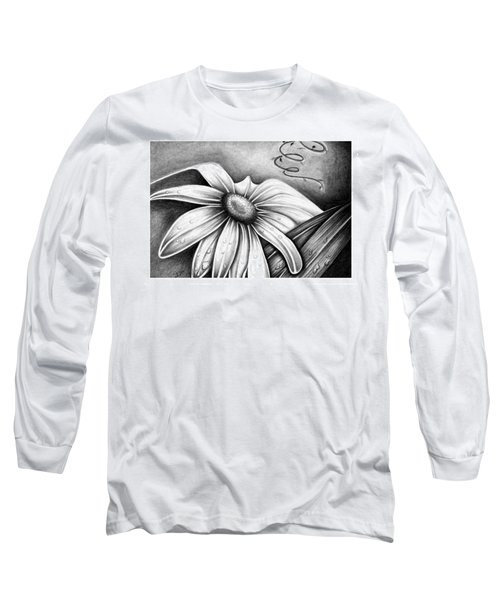 Lily Flower Long Sleeve T-Shirt