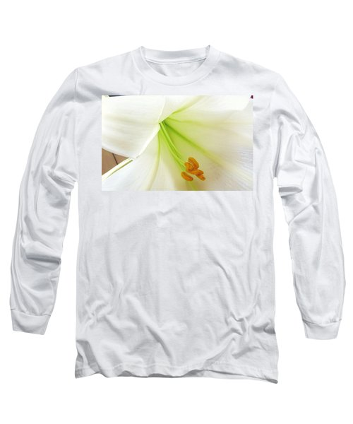 Lily Stamen Long Sleeve T-Shirt