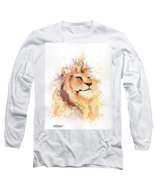Lion 3 Long Sleeve T-Shirt