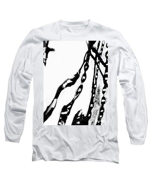 Liquid  Chains  Long Sleeve T-Shirt