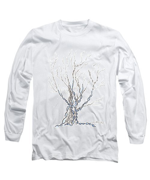 Little Dna Tree Long Sleeve T-Shirt