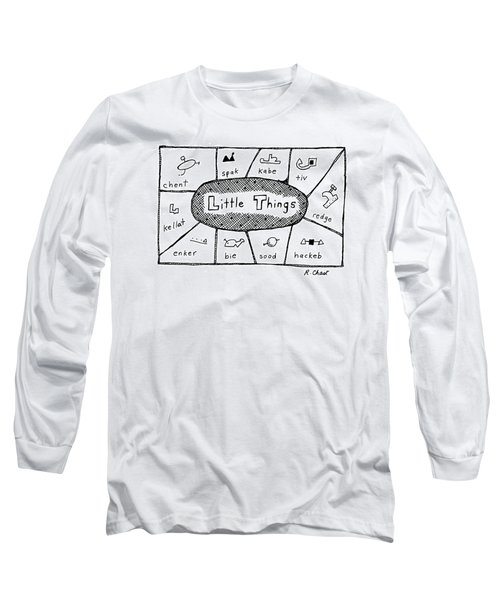 'little Things' Long Sleeve T-Shirt