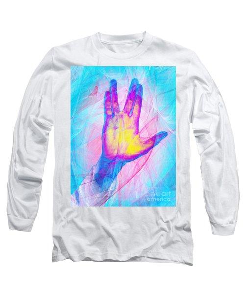 Live Long And Prosper 20150302v1 Long Sleeve T-Shirt