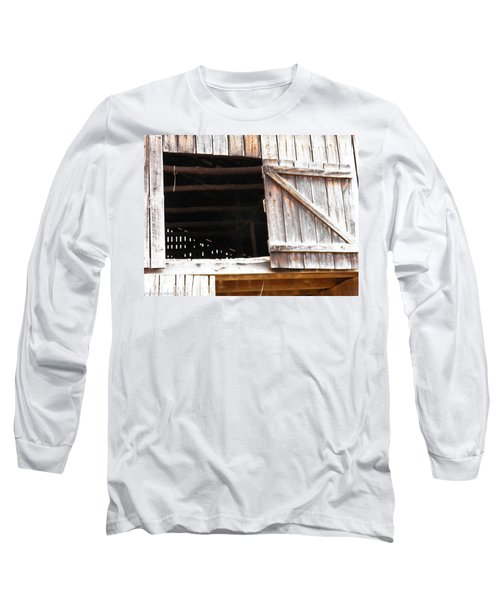 Long Sleeve T-Shirt featuring the photograph Lofty Hieghts by Nick Kirby