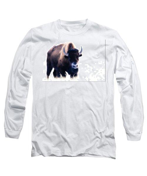 Lone Bull Long Sleeve T-Shirt