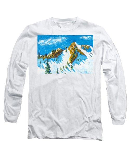 Lone Tree 1 Long Sleeve T-Shirt