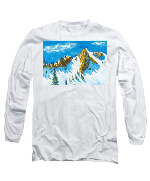 Lone Tree 1 Long Sleeve T-Shirt
