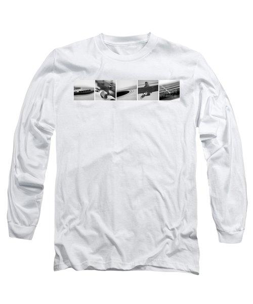 Long As The Guitar Long Sleeve T-Shirt