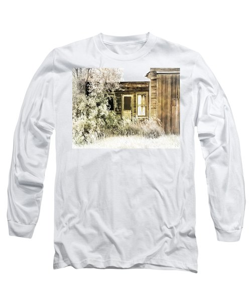Washed Out Long Sleeve T-Shirt