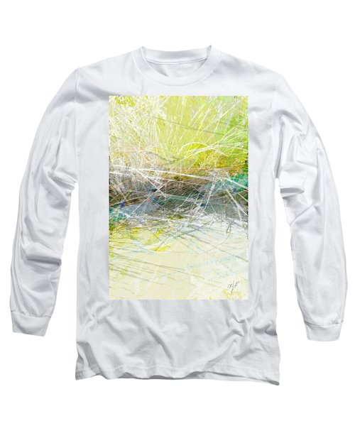 Long Island Beach Grass Long Sleeve T-Shirt