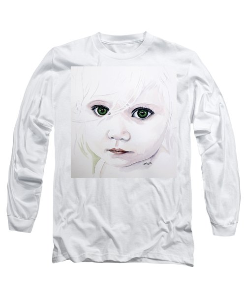 Longing Eyes Long Sleeve T-Shirt