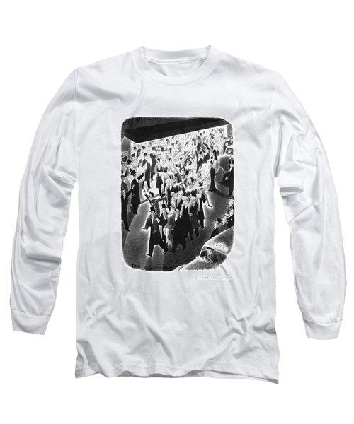 Looks Like A Hit Long Sleeve T-Shirt