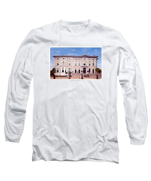 Louisville Kentucky - The Pendennis Club - 1919 Long Sleeve T-Shirt