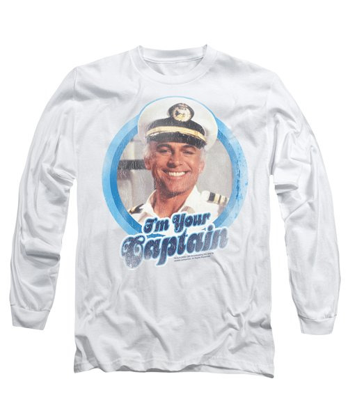 Love Boat - I'm Your Captain Long Sleeve T-Shirt