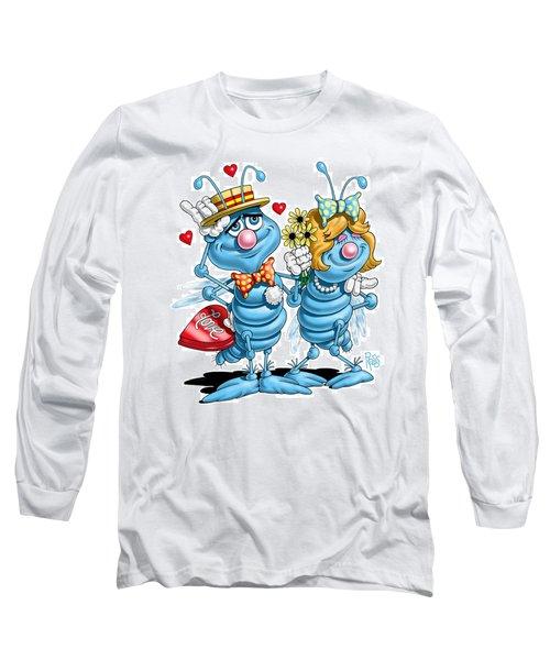 Love Bugs Long Sleeve T-Shirt