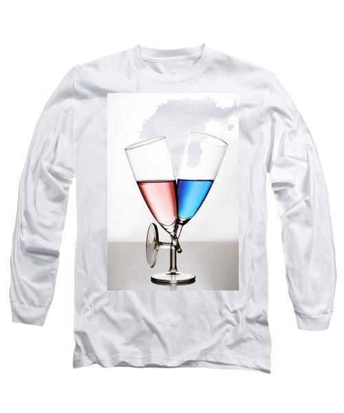 Long Sleeve T-Shirt featuring the photograph Love by Gert Lavsen