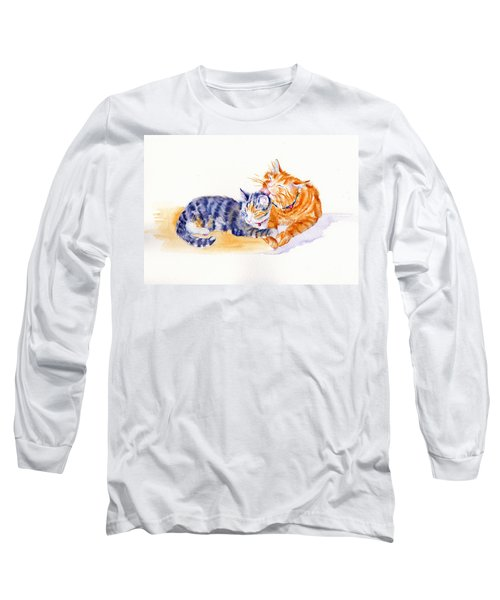 Love Is A Touch Long Sleeve T-Shirt