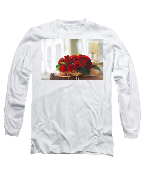 Love Message Long Sleeve T-Shirt