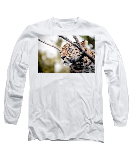 Love Panther Iv Long Sleeve T-Shirt