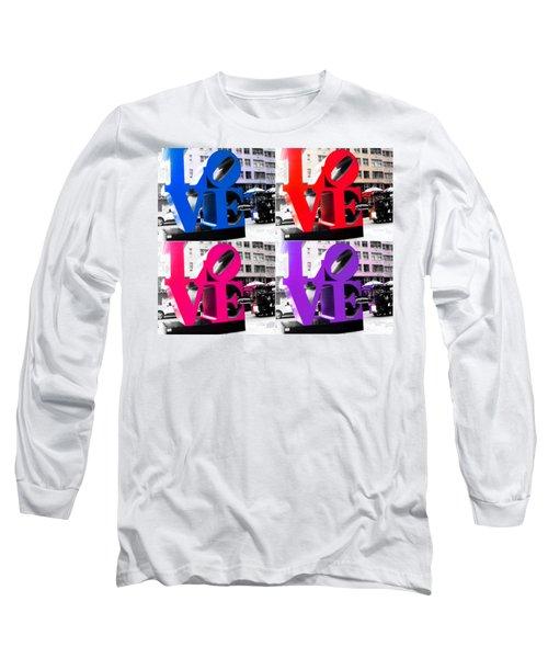 Love Pop Long Sleeve T-Shirt