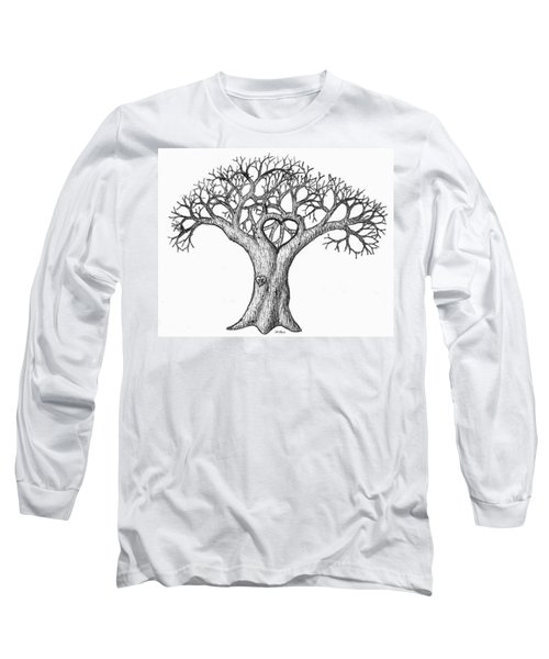 Love Tree Long Sleeve T-Shirt
