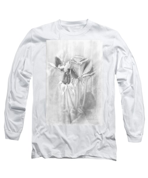 Loveliness Long Sleeve T-Shirt by Peggy Hughes