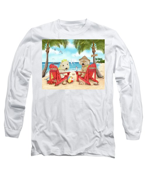 Loving Key West Long Sleeve T-Shirt