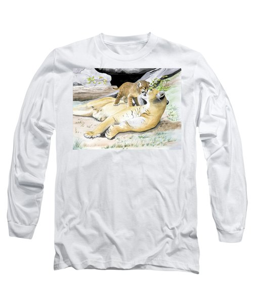 Loving Moment Long Sleeve T-Shirt