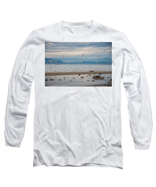 Herring Season  Long Sleeve T-Shirt