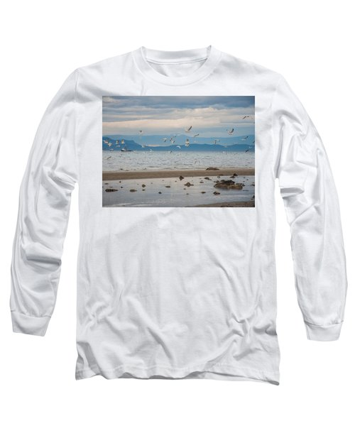 Herring Season  Long Sleeve T-Shirt