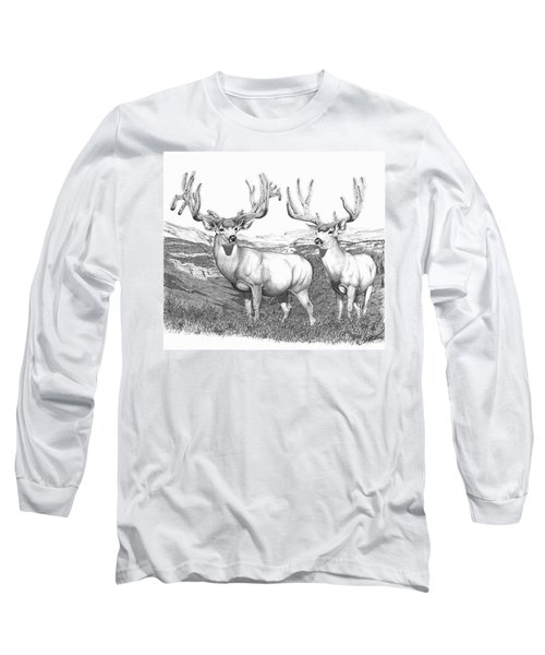 Lowe Buck Long Sleeve T-Shirt