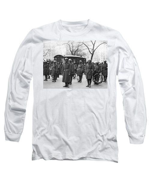 Lt. James Reese Europe's Band Long Sleeve T-Shirt by Underwood Archives