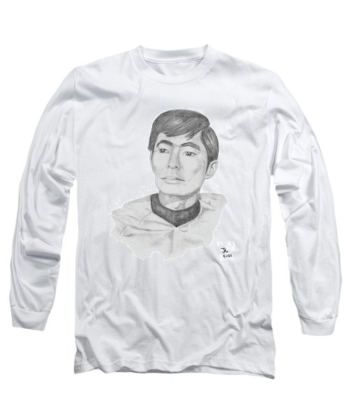 Lt. Sulu Long Sleeve T-Shirt