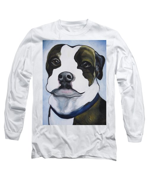 Lugnut Portrait Long Sleeve T-Shirt