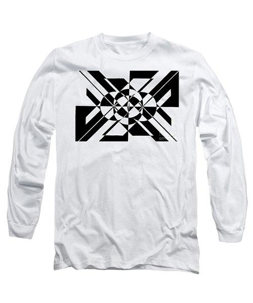 Lunar City Long Sleeve T-Shirt