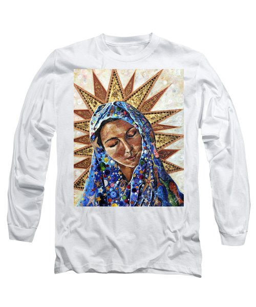 Madonna Of The Dispossessed Long Sleeve T-Shirt
