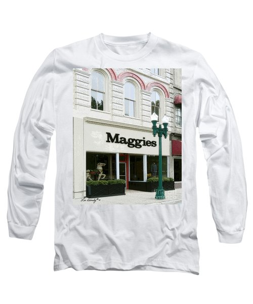 Maggie's Long Sleeve T-Shirt