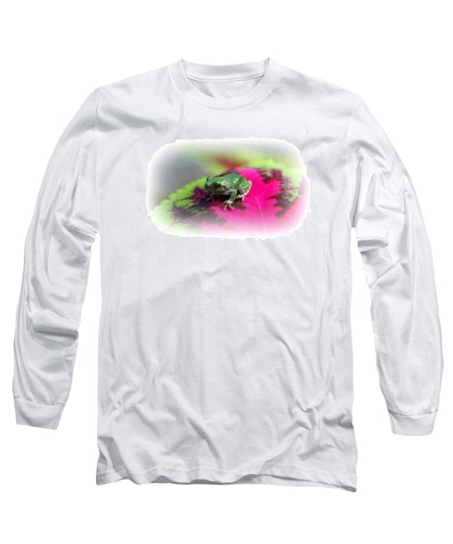Magic Carpet Coleus Leaf Long Sleeve T-Shirt
