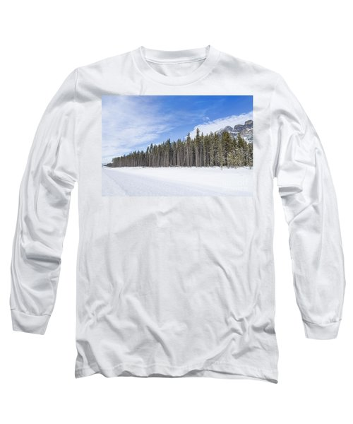 Magnetic North Long Sleeve T-Shirt
