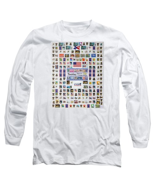Magnificent Collections Long Sleeve T-Shirt by Lorna Maza