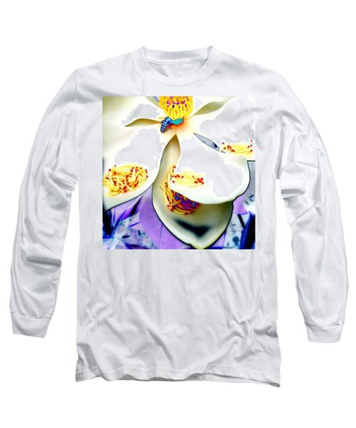 Magnolia Bee Long Sleeve T-Shirt