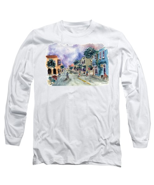 Main Street Half Moon Bay Long Sleeve T-Shirt