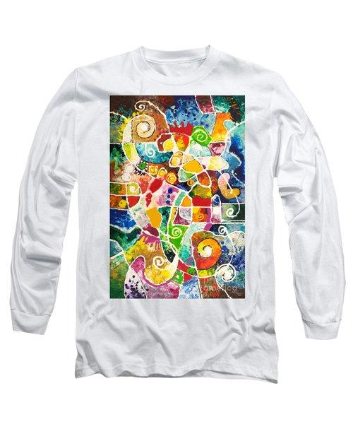 Maize Long Sleeve T-Shirt
