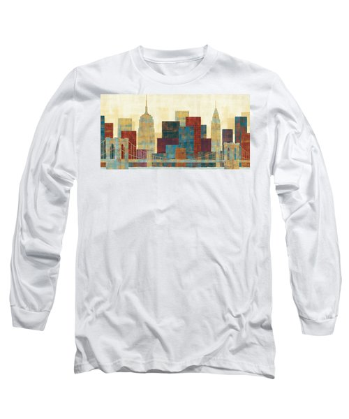Majestic City Long Sleeve T-Shirt