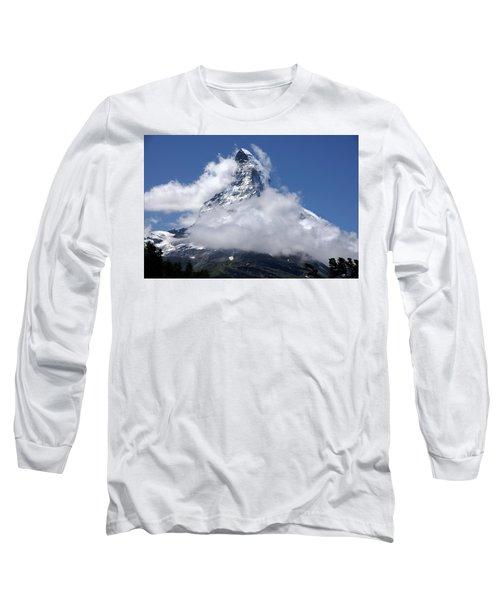 Majestic Mountain  Long Sleeve T-Shirt