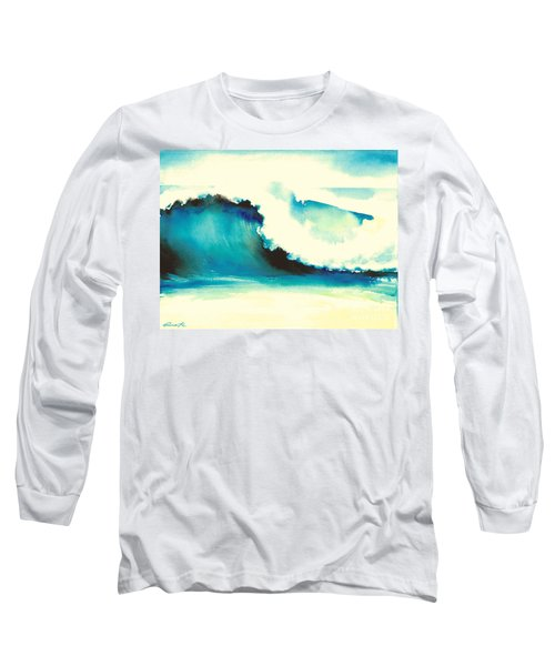 Makena Maui Long Sleeve T-Shirt
