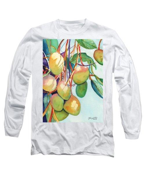 Mangoes Long Sleeve T-Shirt