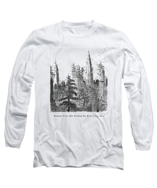 Manhattan Woods Long Sleeve T-Shirt