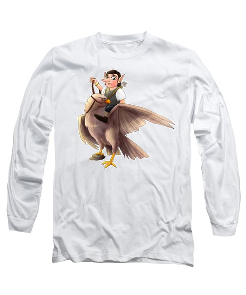 Manheim Long Sleeve T-Shirt