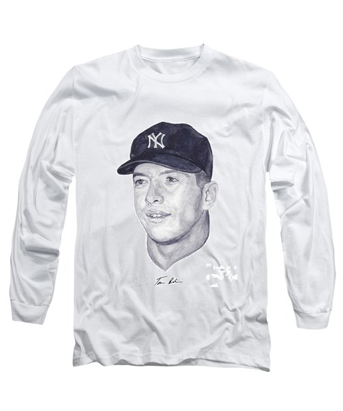 Mantle Long Sleeve T-Shirt